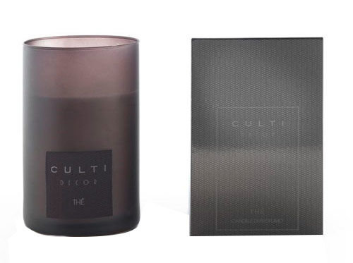 Culti Decor Thé scented candle 800ml