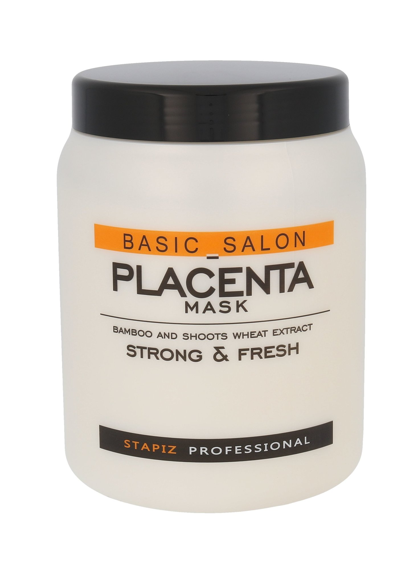 Stapiz Basic Salon Placenta Mask Cosmetic 1000ml