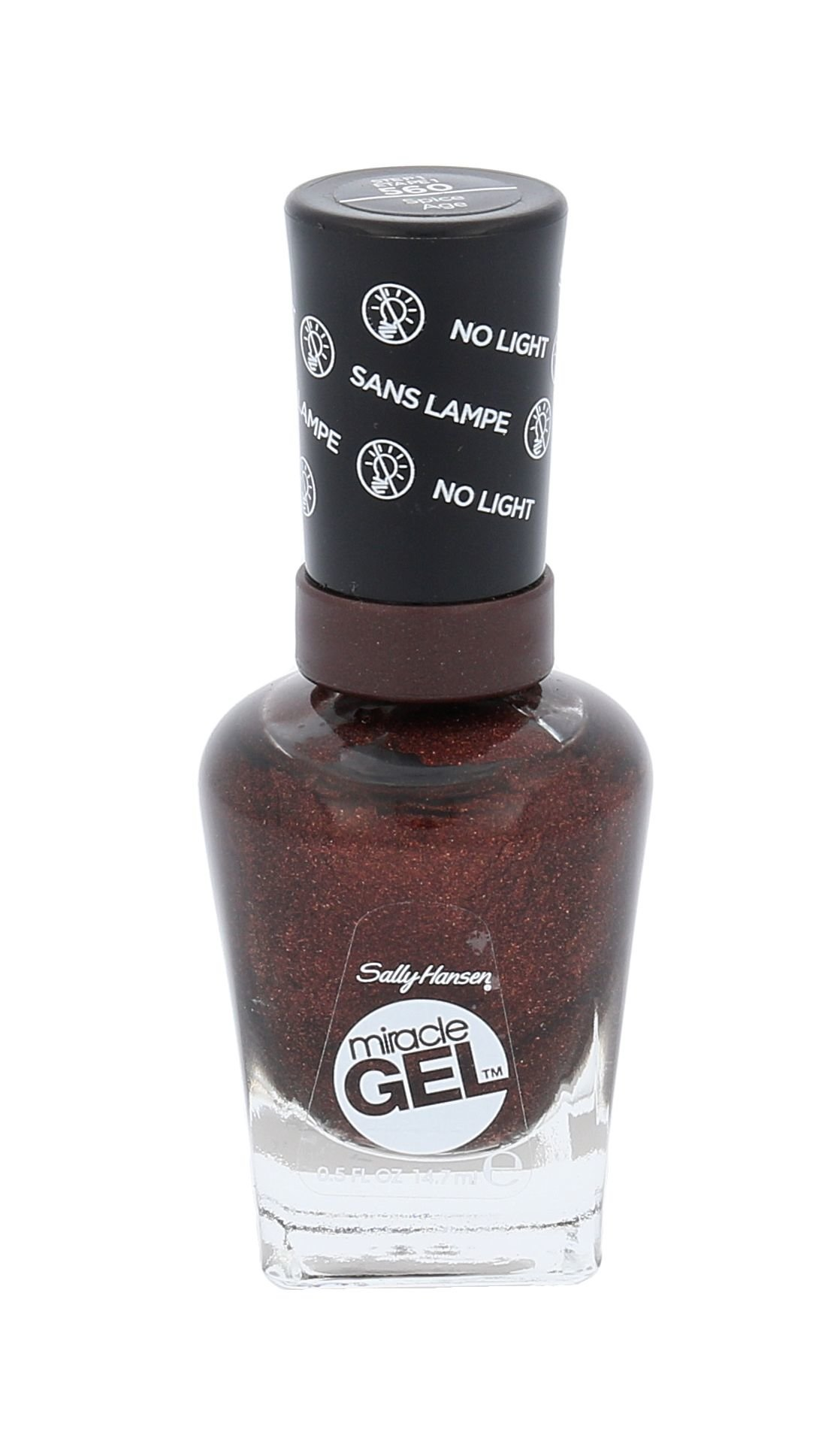 Sally Hansen Miracle Gel Cosmetic 14,7ml 560 Spice Age
