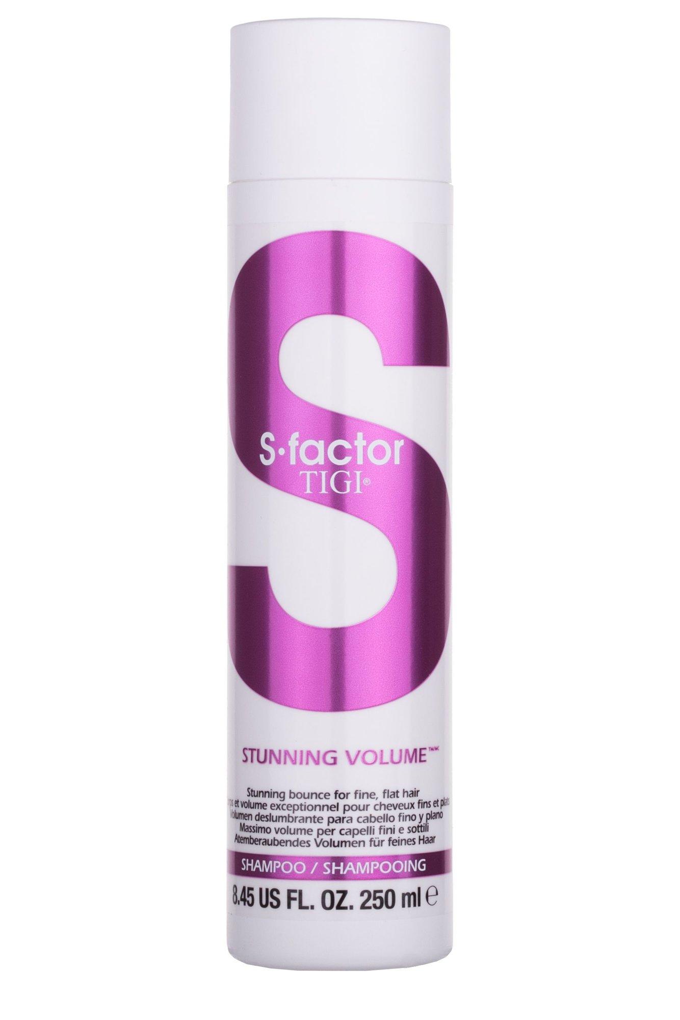 Tigi S Factor Stunning Volume Cosmetic 250ml