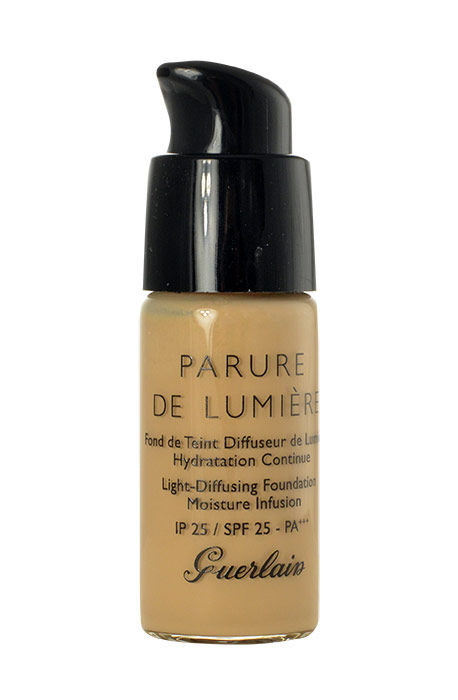 Guerlain Parure De Lumiere Cosmetic 15ml 13 Rose Naturel SPF25