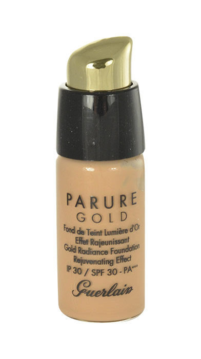 Guerlain Parure Gold Cosmetic 15ml 12 Light Rosy