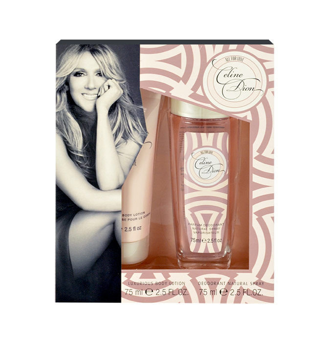 Céline Dion All For Love Deodorant 75ml