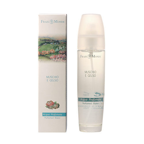 Frais Monde Musk And Mulberry Cosmetic 100ml