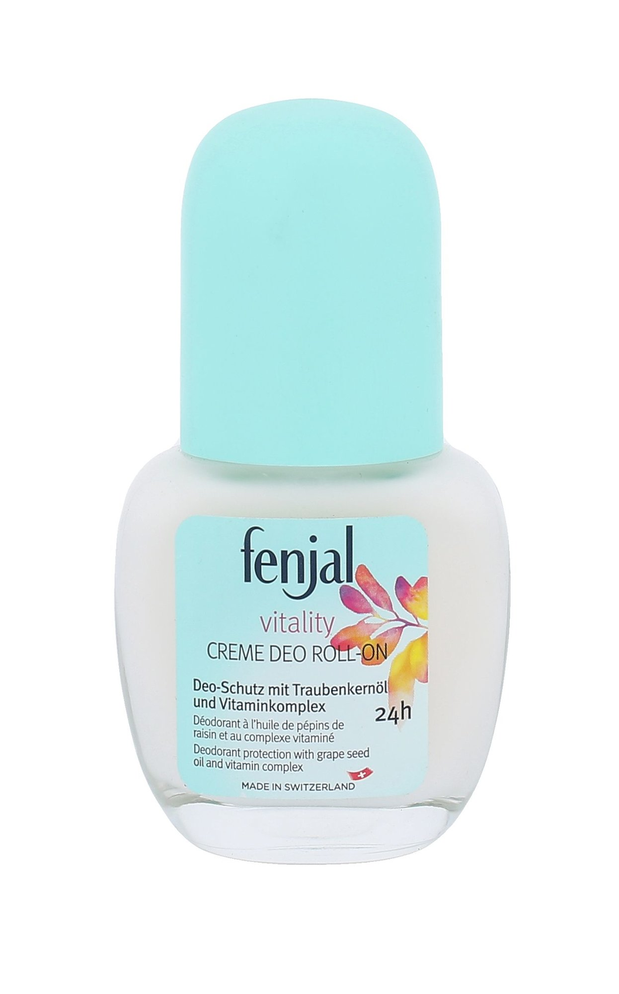 Fenjal Vitality Creme Deo Roll-On 24H Cosmetic 50ml