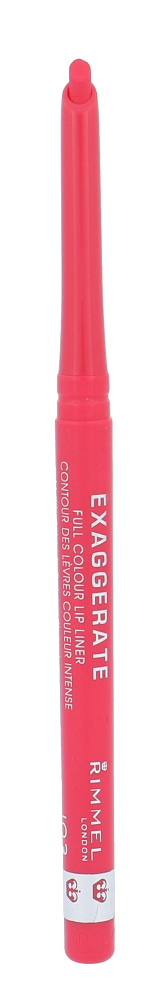 Rimmel London Exaggerate Cosmetic 0,25ml 103 Pink A Punch