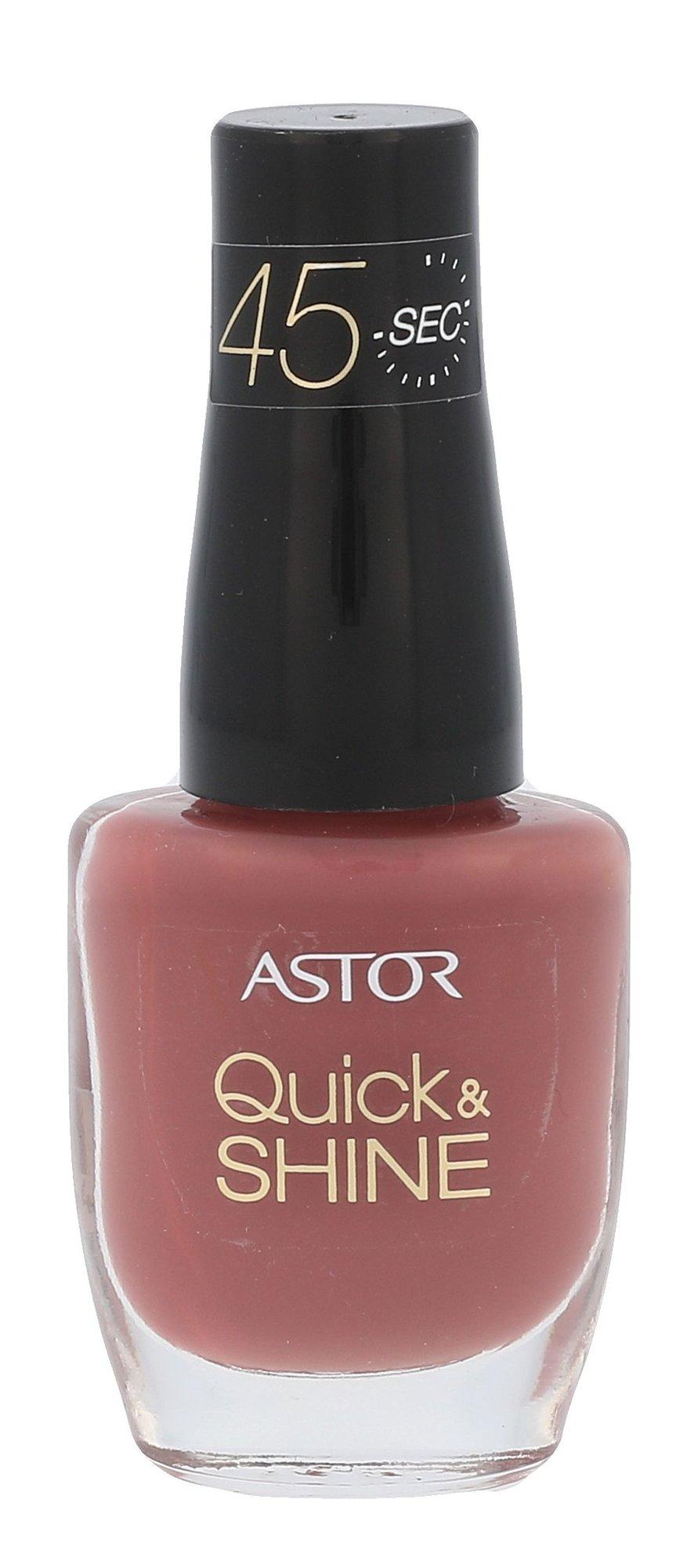 ASTOR Quick & Shine Cosmetic 8ml 618 Blackberry Smoothie