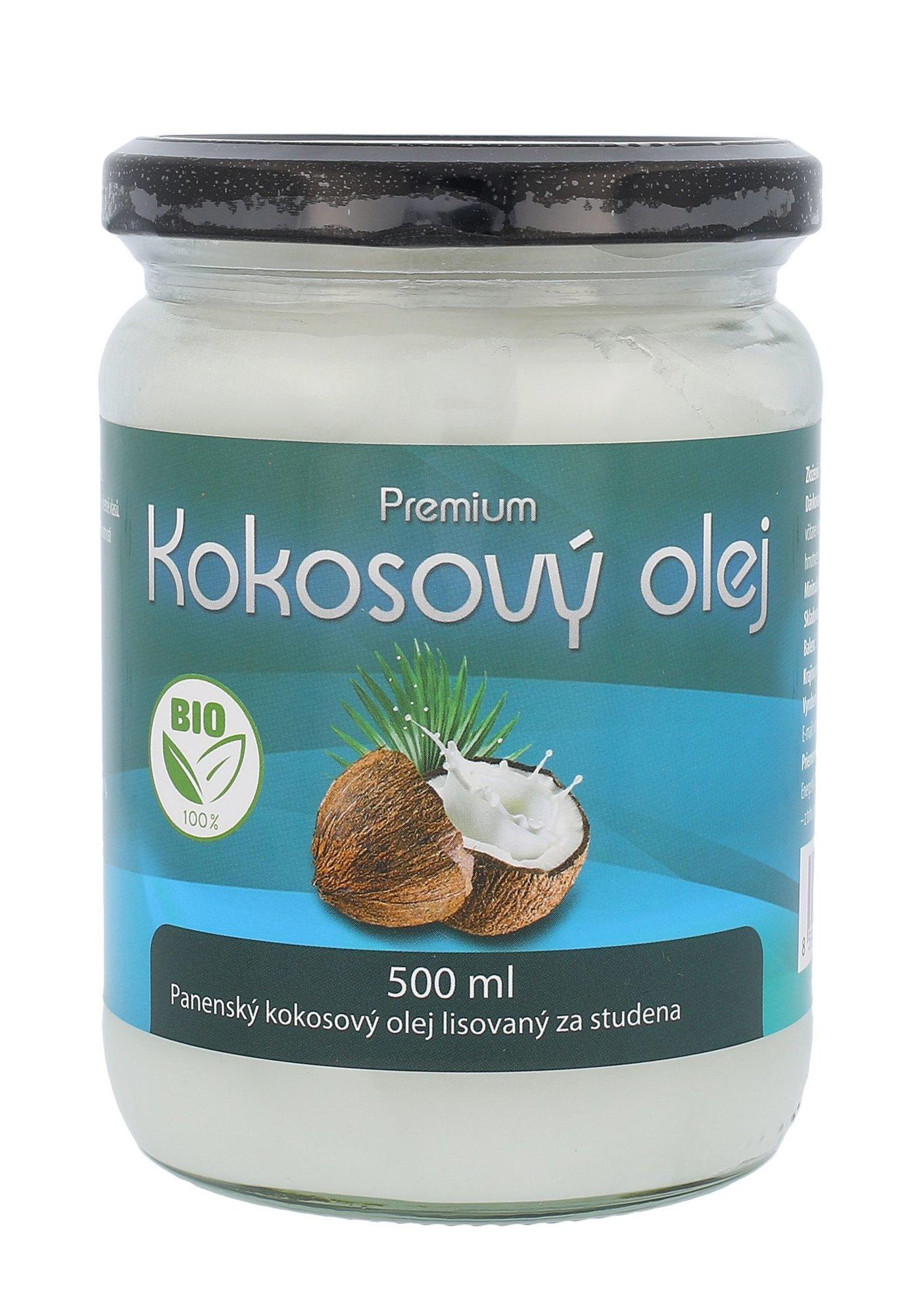 Allnature Premium Bio Coconut Oil Cosmetic 500ml