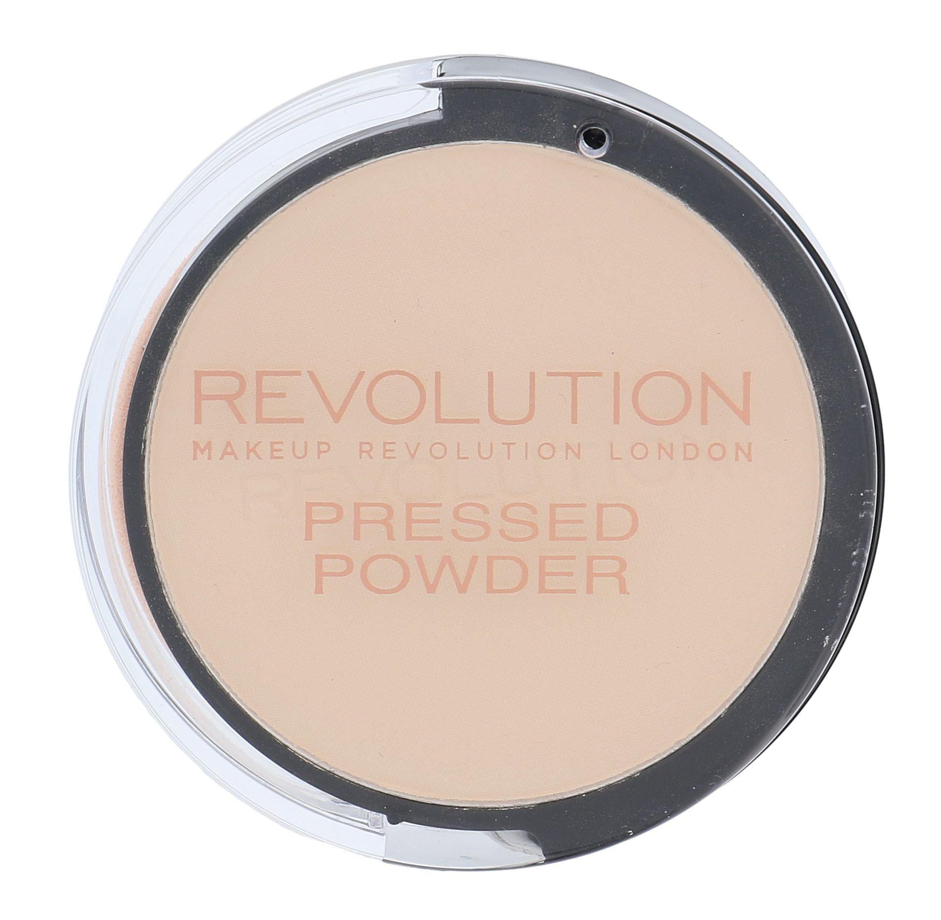 Makeup Revolution London Pressed Powder Cosmetic 7,5g Translucent