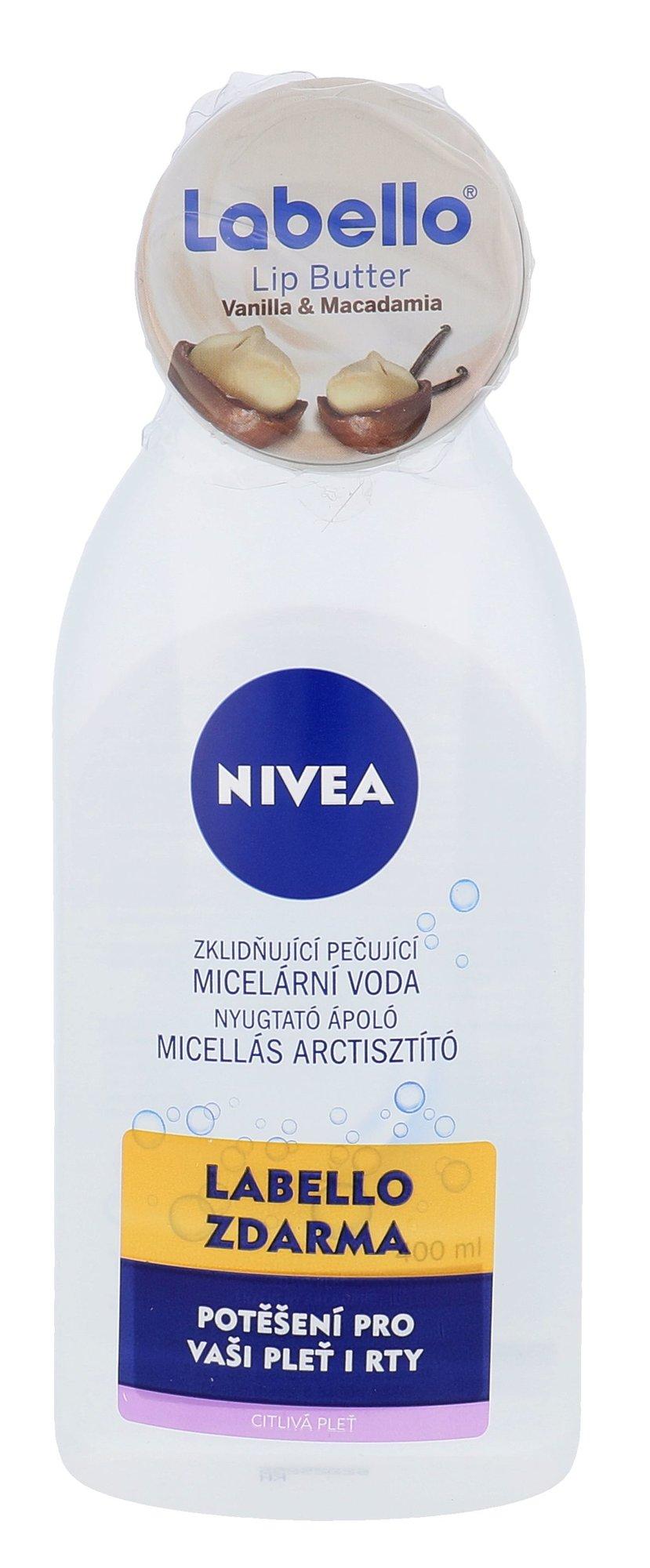 Nivea Sensitive 3in1 Micellar Cleansing Water Cosmetic 400ml