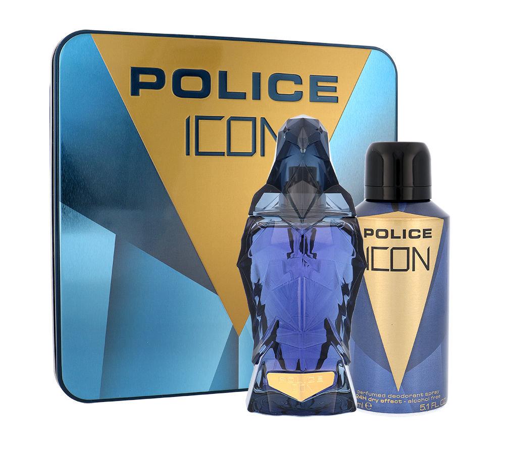 Police Icon EDP 125ml