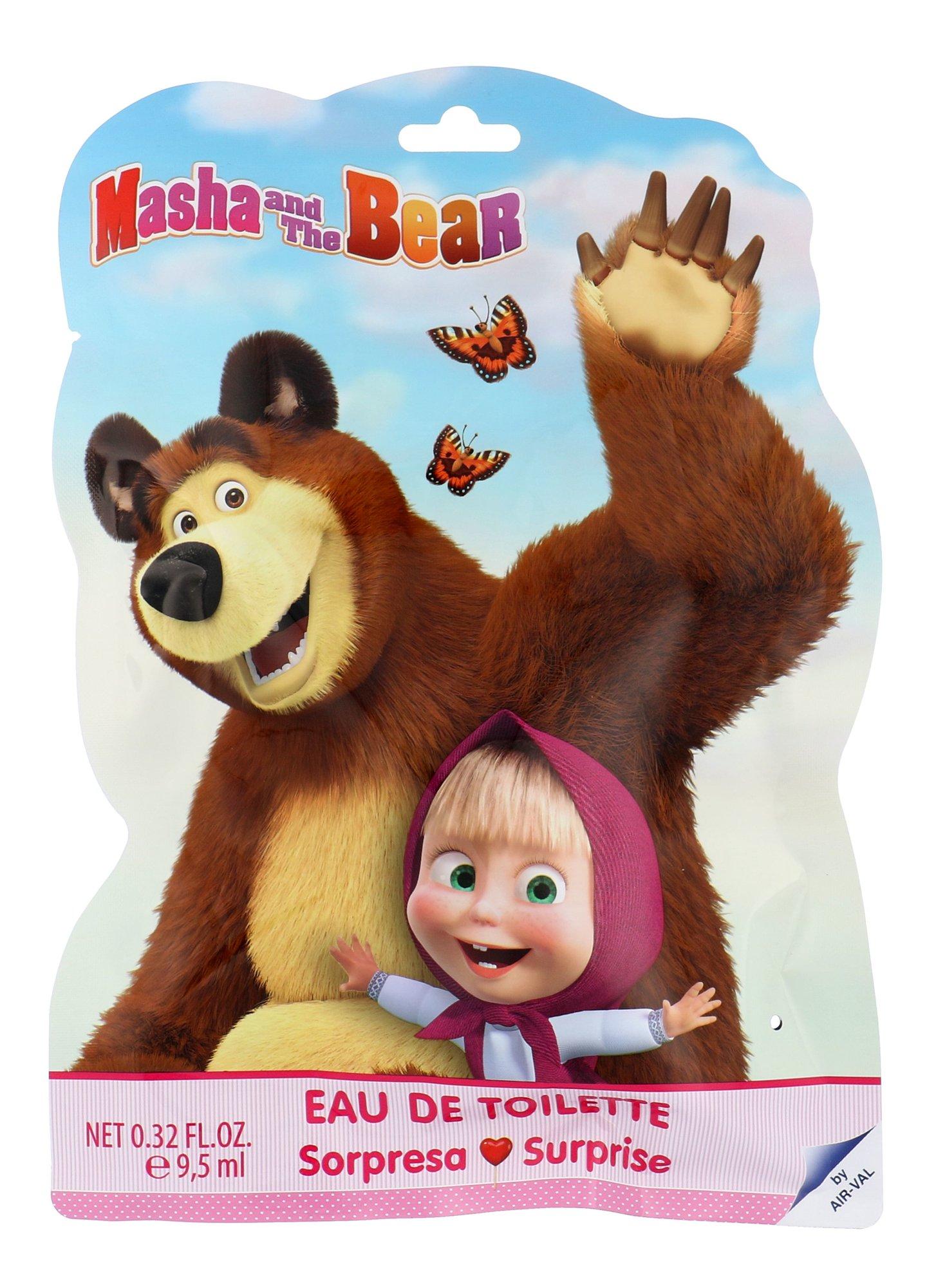 Disney Masha and The Bear EDT 9,5ml
