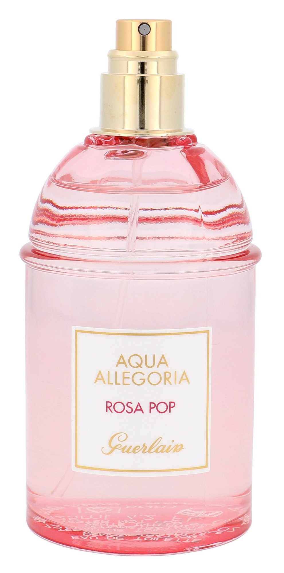Guerlain Aqua Allegoria Rosa Pop EDT 125ml