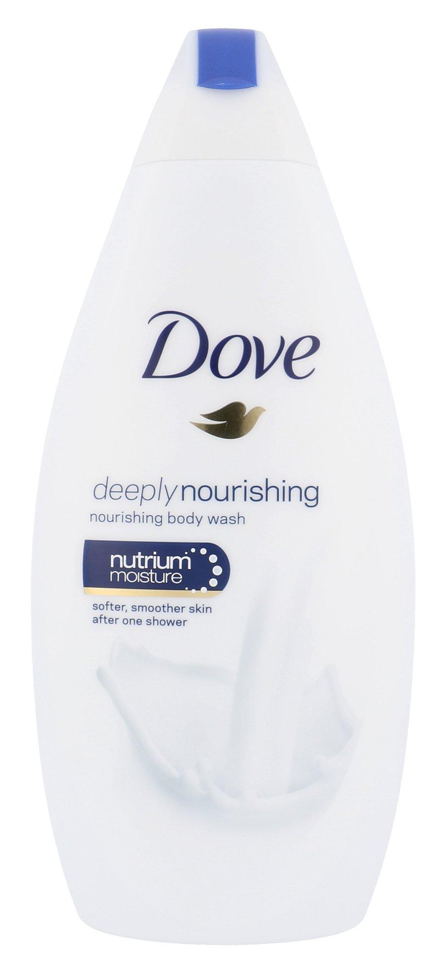 Dove Deeply Nourishing Cosmetic 500ml
