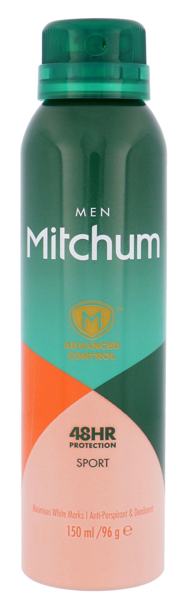 Mitchum Advanced Control Cosmetic 150ml  Sport