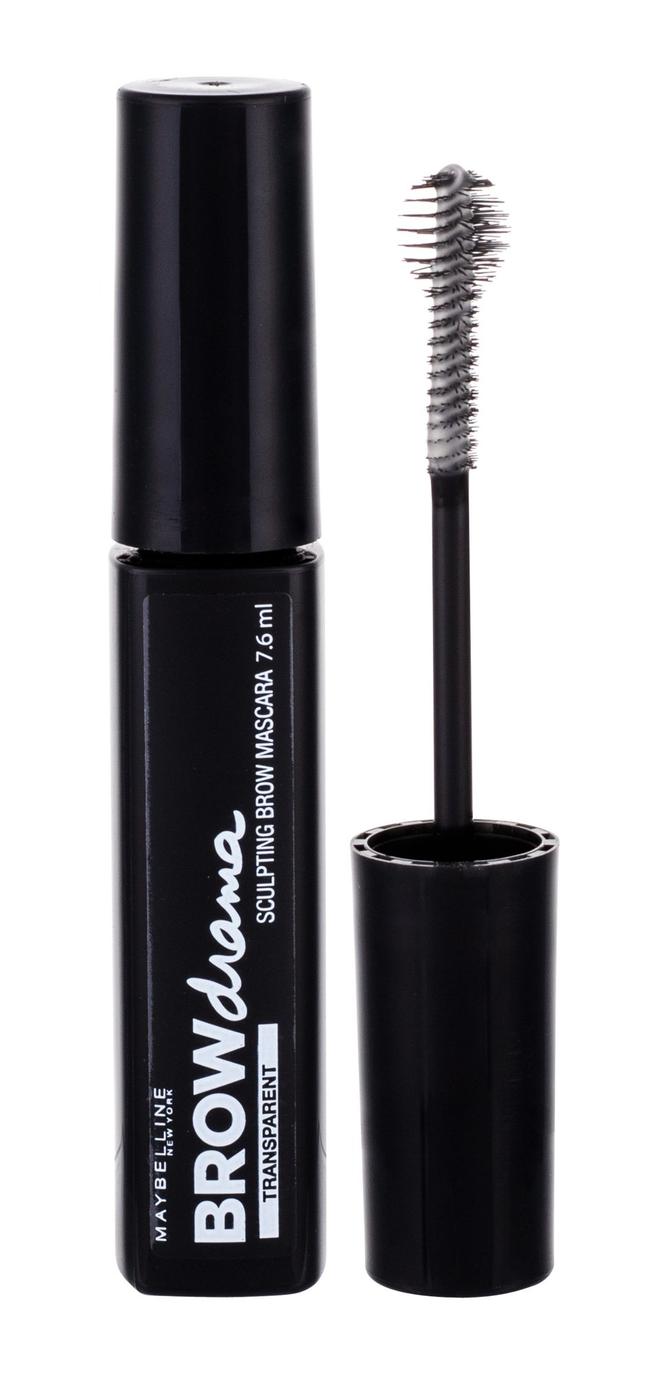 Maybelline Brow Drama Cosmetic 7,6ml Transparent