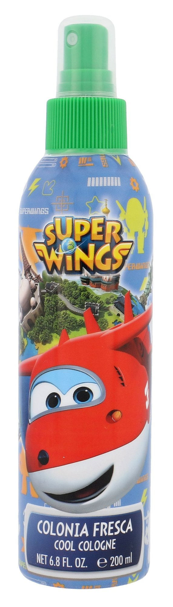 Super Wings Super Wings Tělový spray 200ml