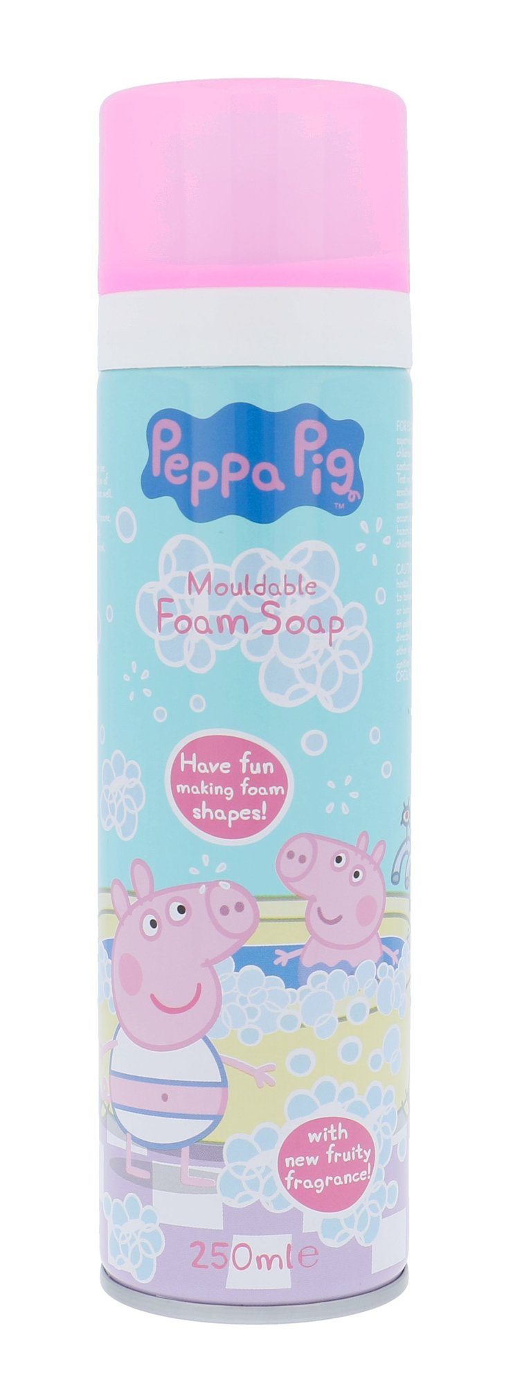 Peppa Pig Peppa Cosmetic 250ml  Mouldable Foam Soap
