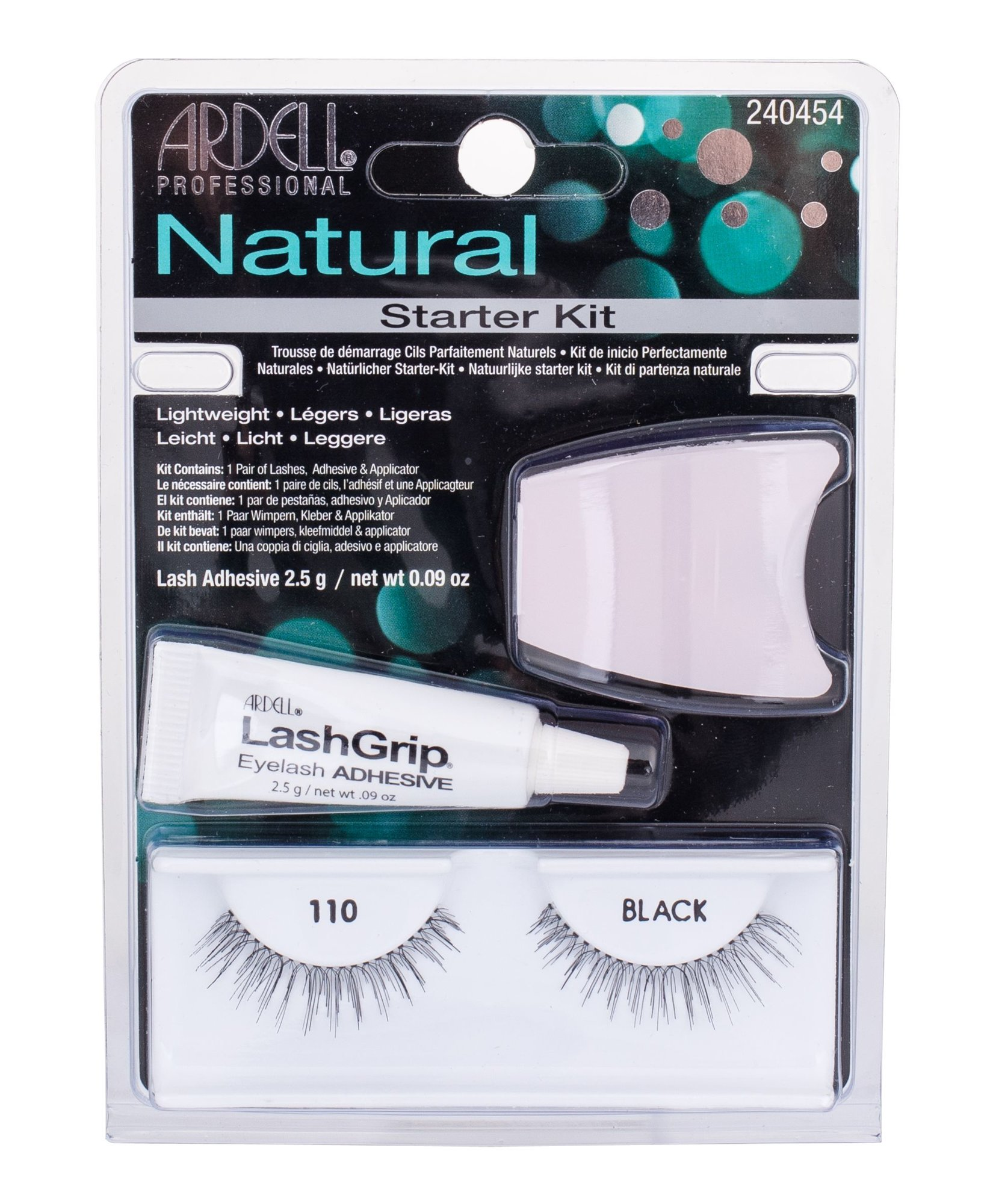 Ardell Natural Cosmetic 1ml Black