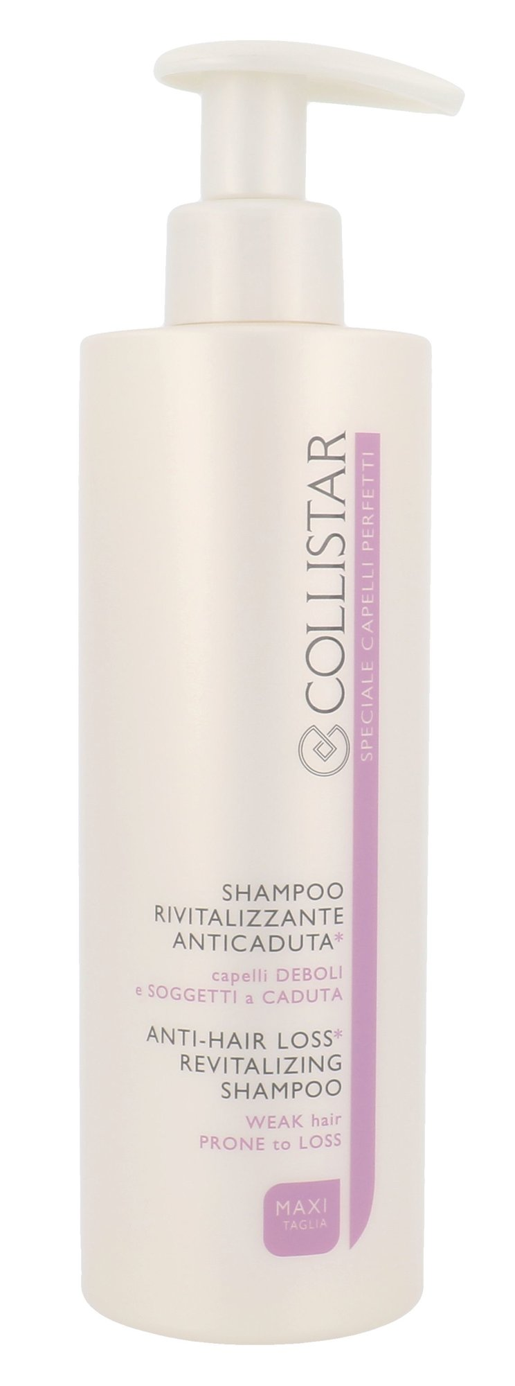 Collistar Anti Hair Loss Cosmetic 400ml