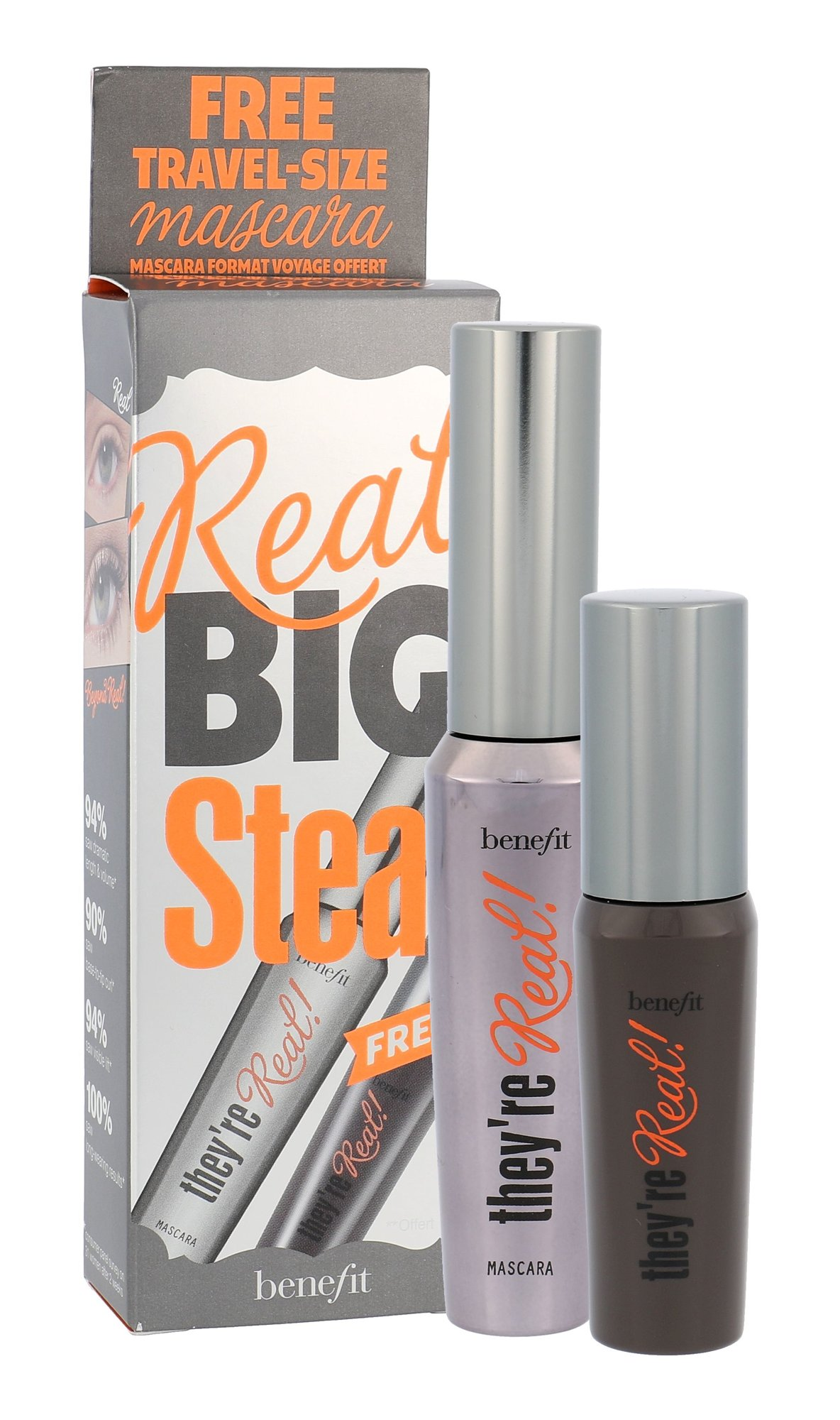 Benefit They´re Real! Cosmetic 8,5ml Black