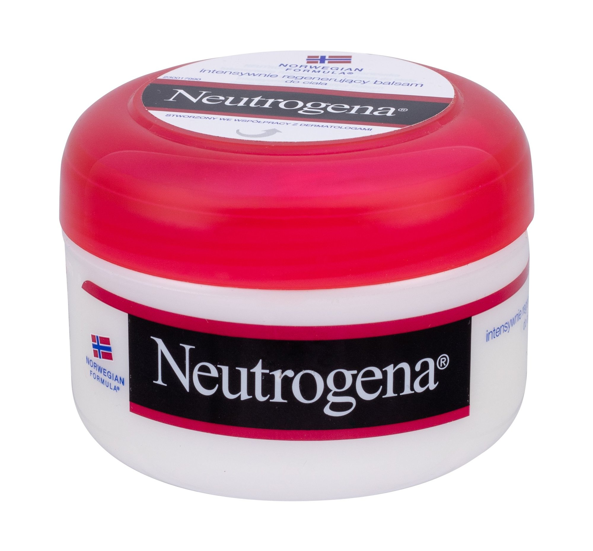Neutrogena Intense Repair Body Balm Cosmetic 200ml
