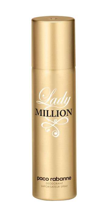Paco Rabanne Lady Million Deodorant 150ml