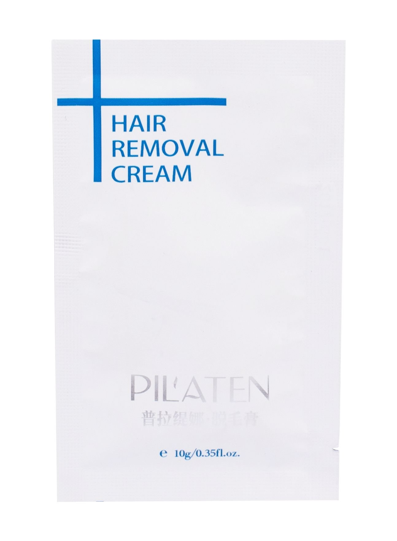 Pilaten Hair Removal Cream Cosmetic 10g