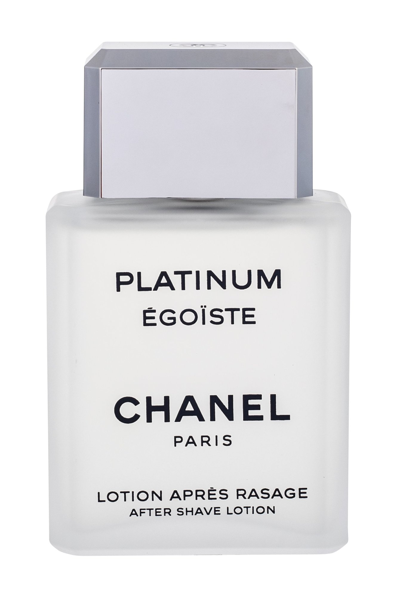 Chanel Platinum Egoiste Pour Homme Aftershave 100ml