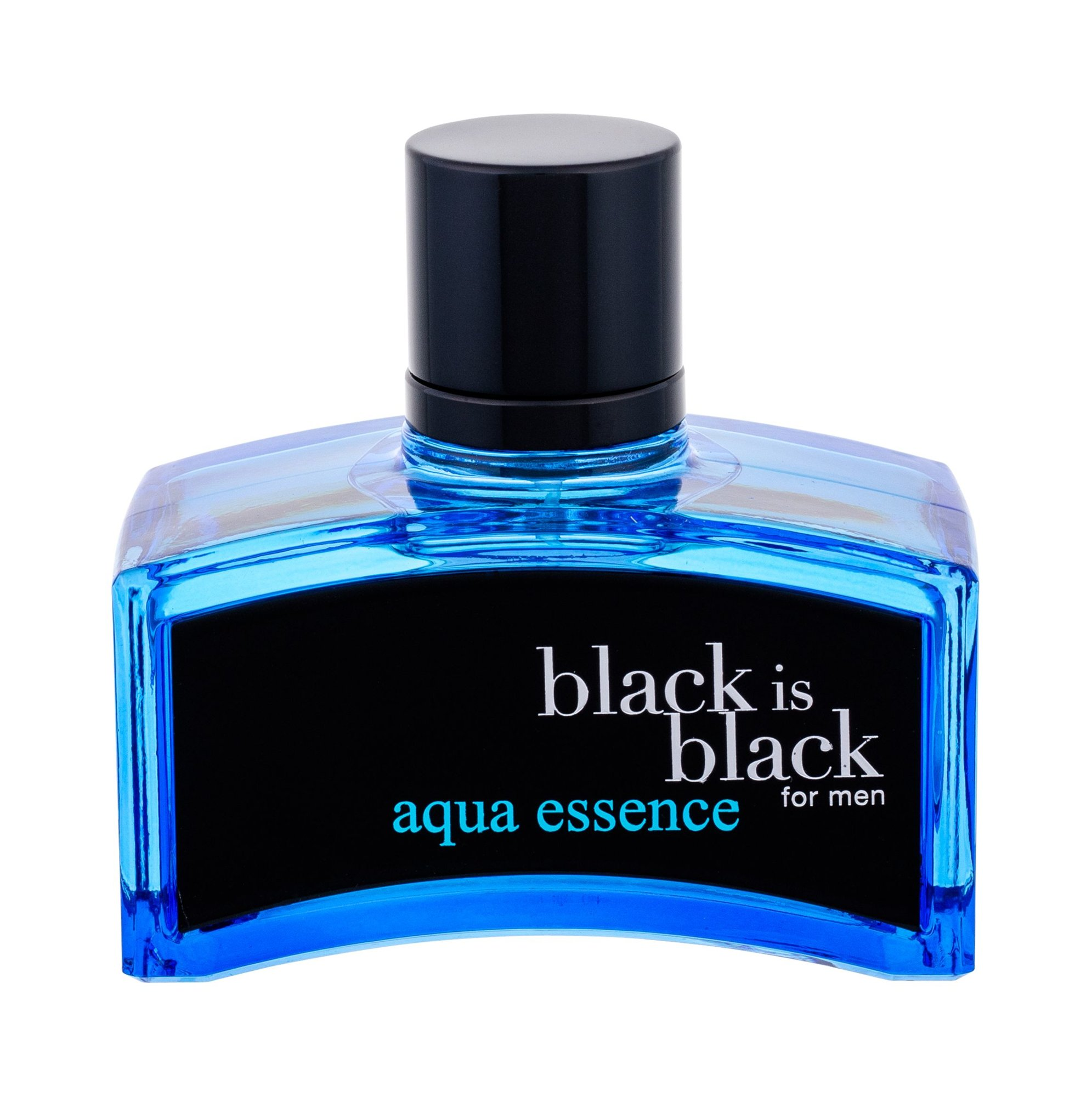 Nuparfums Black is Black Aqua Essence EDT 100ml