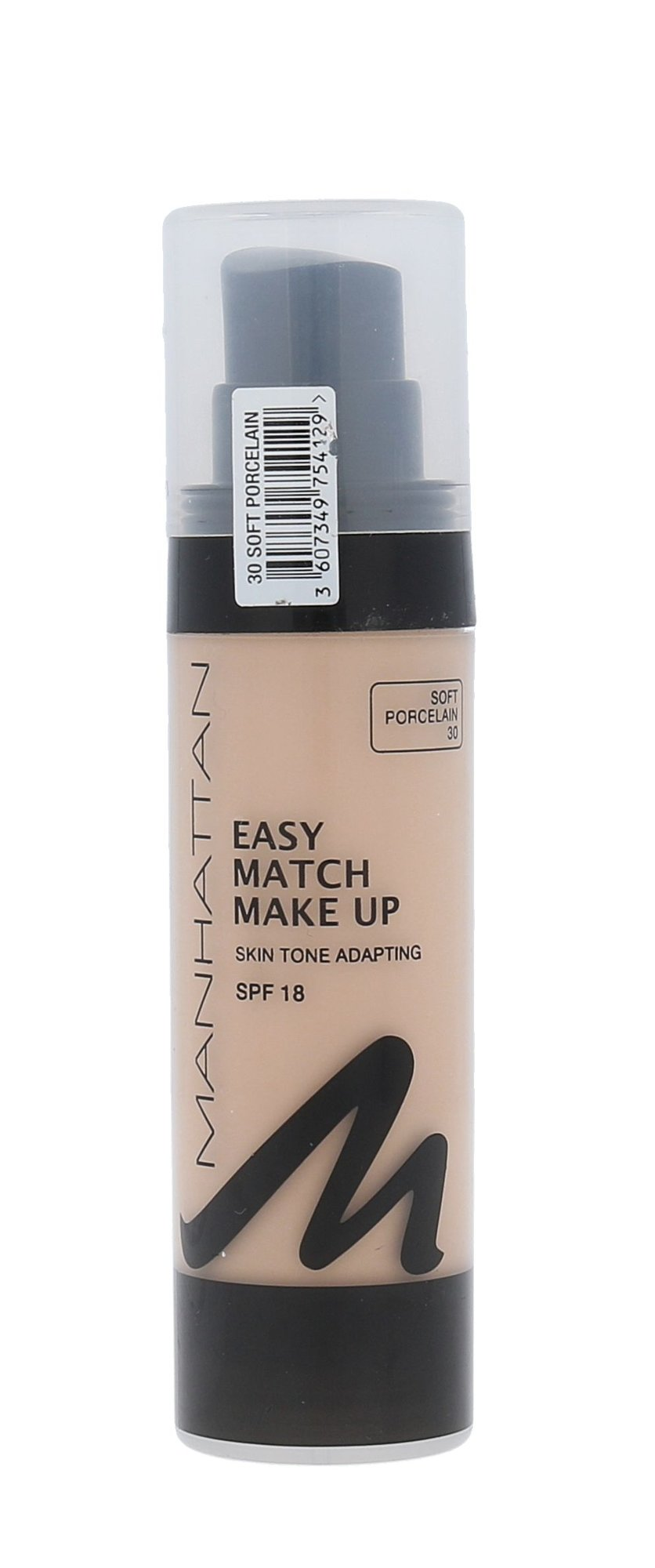 Manhattan Easy Match Cosmetic 27,3ml 30 Soft Porcelain