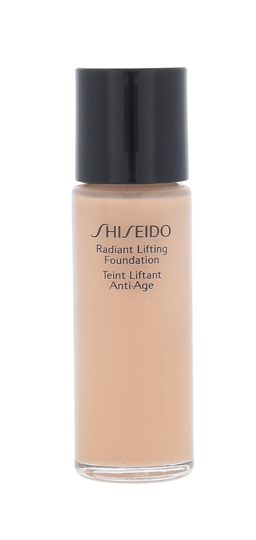 Shiseido Radiant Lifting Foundation Cosmetic 15ml O40 Natural Fair Ochre