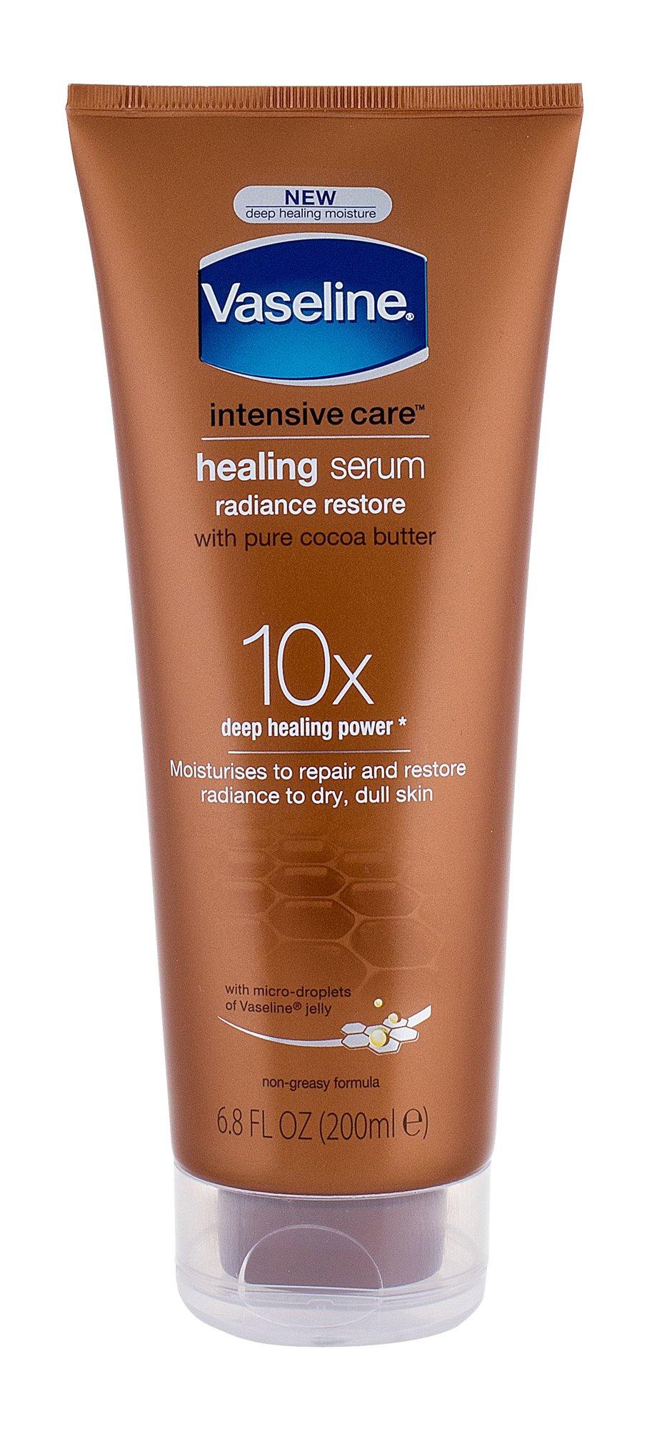 Vaseline Intensive Care Healing Serum Cocoa Cosmetic 200ml