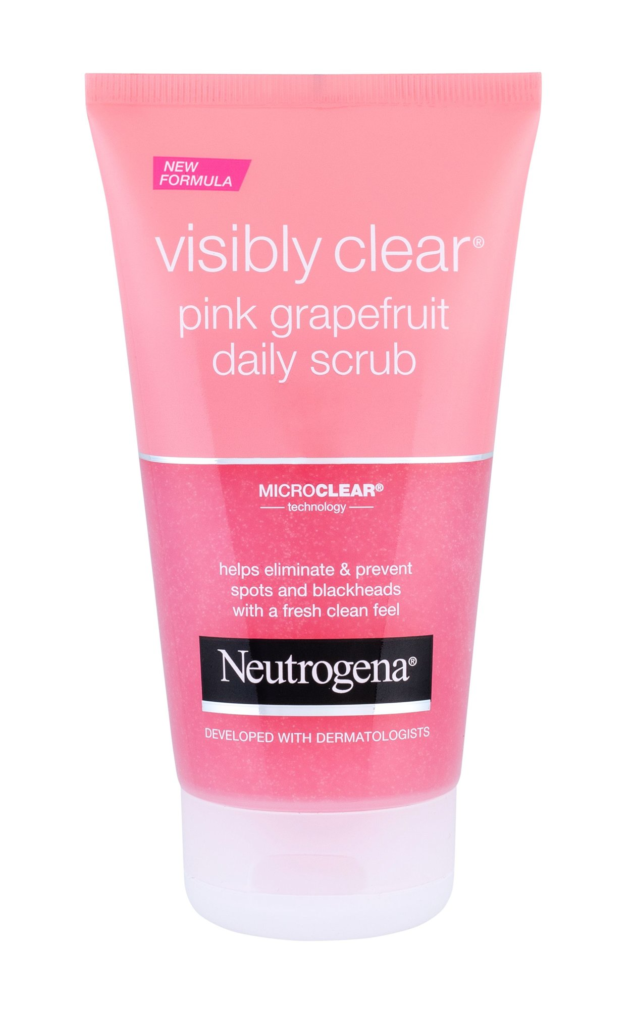 Neutrogena Visibly Clear Pink Grapefruit Daily Scrub Cosmetic 150ml