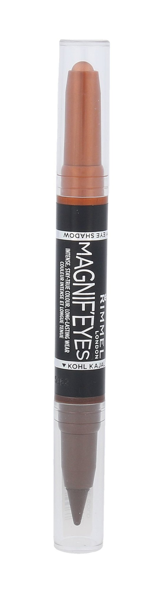 Rimmel London Magnif Eyes Cosmetic 1,6ml 002 Kissed By A Rose Gold
