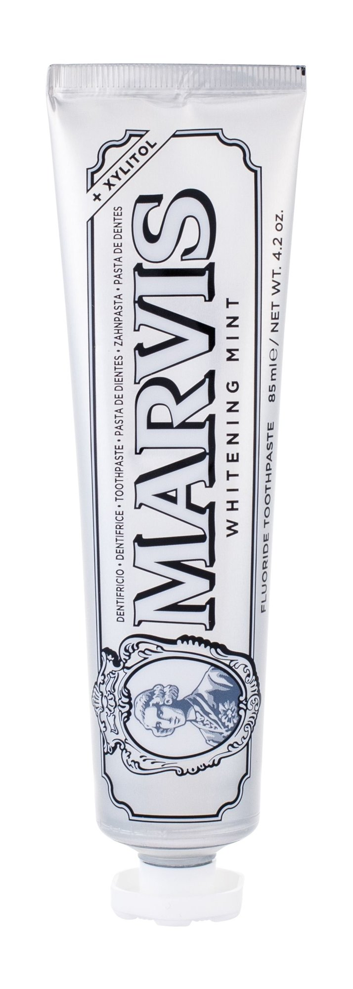 Marvis Whitening Mint Cosmetic 85ml