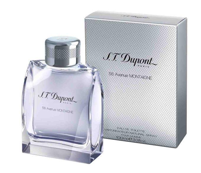 S.T. Dupont 58 Avenue Montaigne Pour Homme EDT 30ml