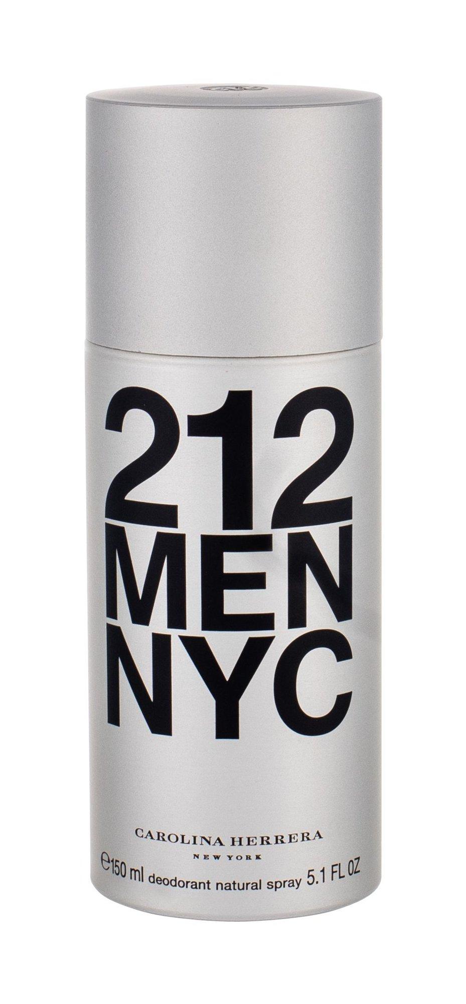 Carolina Herrera 212 NYC Men Deodorant 150ml
