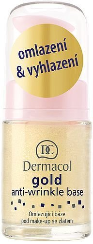 Dermacol Gold Anti-Wrinkle Base Cosmetic 15ml