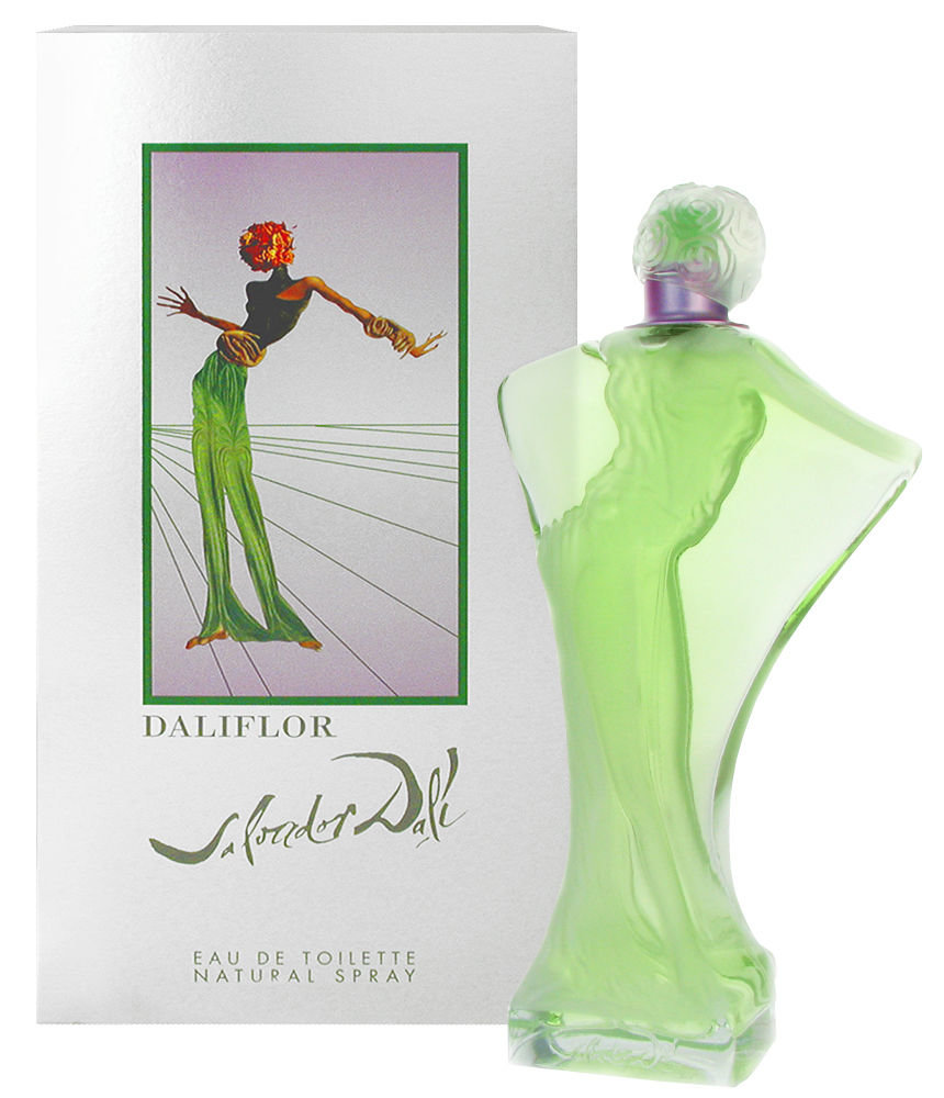 Salvador Dali Daliflor EDT 50ml