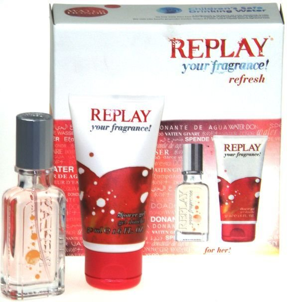 Replay your fragrance! EDT 20ml