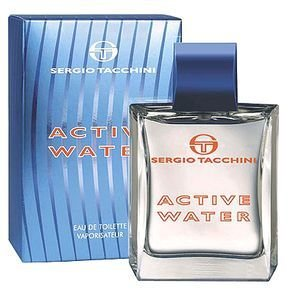 Sergio Tacchini Active Water EDT 100ml