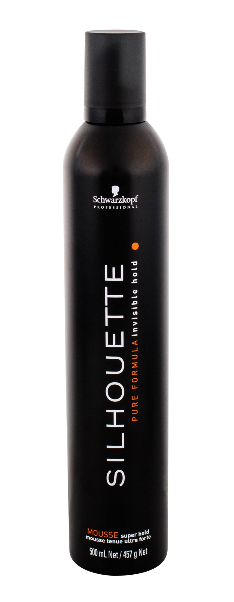 Schwarzkopf Silhouette Super Hold Mousse Cosmetic 500ml