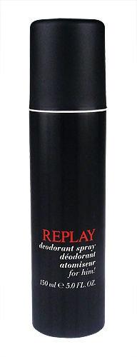 Replay for Him Deodorant 150ml
