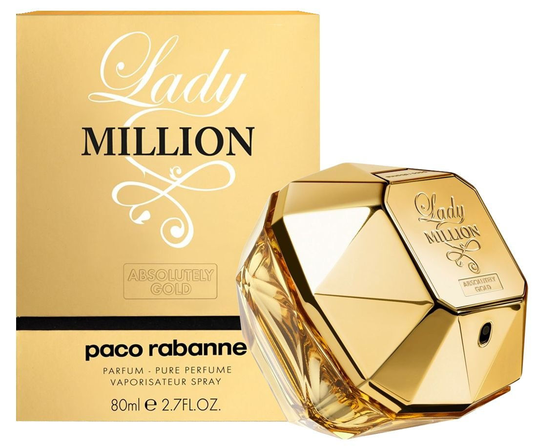 Paco Rabanne Lady Million Parfem 80ml