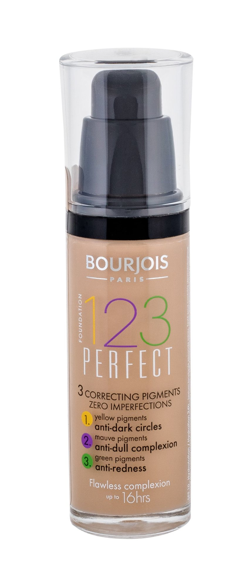 BOURJOIS Paris 123 Perfect Cosmetic 30ml 54 Beige