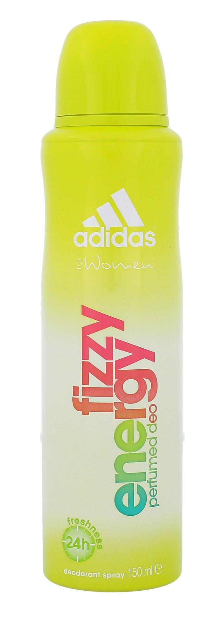Purškiamas dezodorantas Adidas Fizzy Energy For Women