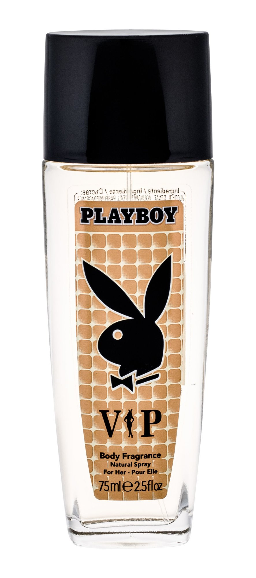 Playboy VIP For Her Deodorant 75ml
