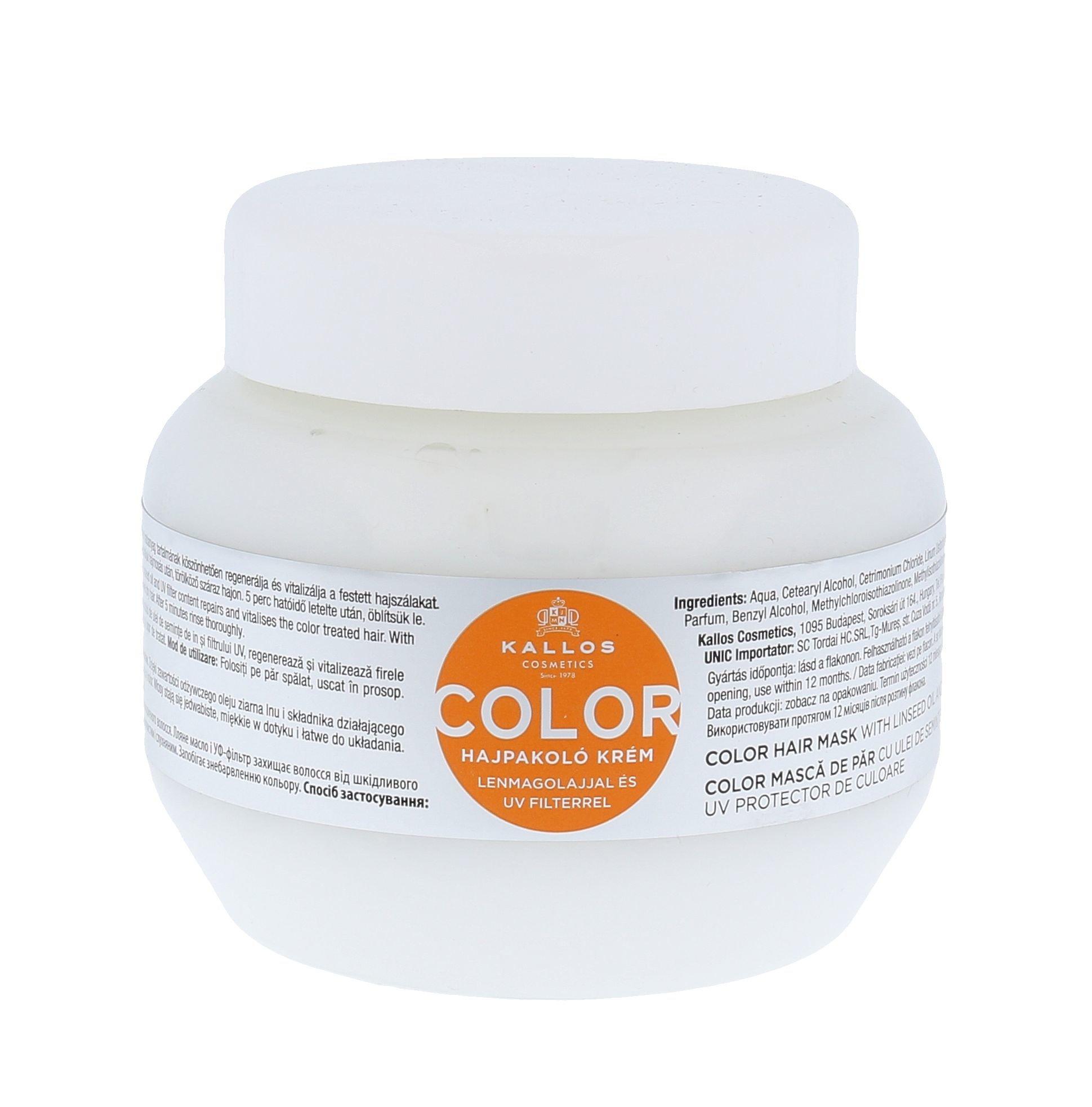 Kallos Cosmetics Color Cosmetic 275ml