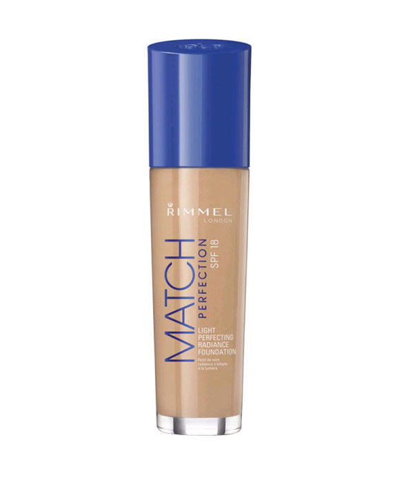 Rimmel London Match Perfection Cosmetic 30ml 200 Soft Beige